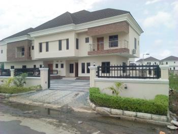 Executive 4 Bedrooms Duplex with Bq, New Acs, Cooker, Washing Machine & Dryer, 50kva Gen, Etc., Lakeview Estate Phase 1, Opp Ikota Complex, Vgc, Lekki, Lagos, Semi-detached Duplex for Rent