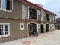 New House Of 4 Unite 3 Bedroom, Berger, Arepo, Ogun, 3 Bedroom Flat / Apartment For Rent