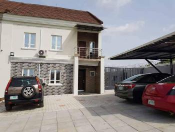4 Bedroom Furnished Duplex with Standard Generator, Apo, Abuja, Terraced Duplex for Sale