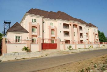 6 Unit Block of Flats of Three Bedroom Each with Bq Attached, Near International Community School, By Citec Estate, Airport Road, Dakibiyu, Abuja, Block of Flats for Sale