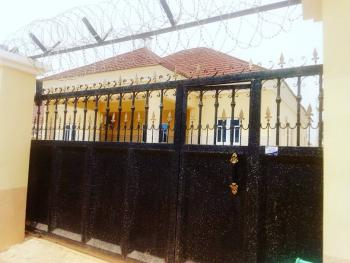 630sqm, 4 Bedroom Bungalow with Bulletproof Doors  and a Security House, Rockview Estate, Wumba, Abuja, Detached Bungalow for Sale
