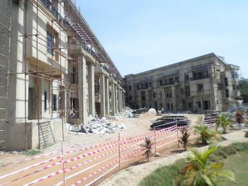 Soon Be Completed, 4 Bedroom, 2 Sitting + Bq, Life Camp, Gwarinpa, Abuja, Terraced Duplex for Sale