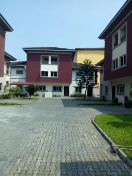 Well Maintained 5 Bedroom Semi-detached, Serene Court, Osapa, Lekki, Lagos, Semi-detached Duplex for Sale