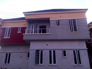 New Lovely 4 Bedroom Semi-detached Duplex with Bq, Green Estate, Thomas Estate, Ajah, Lagos, Semi-detached Duplex for Sale