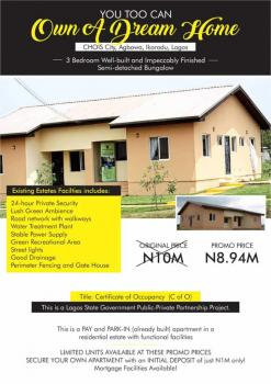 Chios City, Agbowa, Ikorodu, Lagos, House for Sale