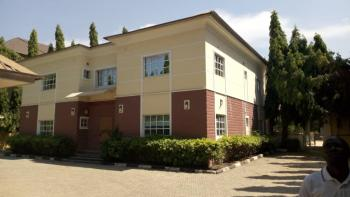 4 Bedroom Detached House with 2 Units of 3 Bedroom Apartment , Swimming Pool, Jabi, Abuja, Detached Duplex for Sale