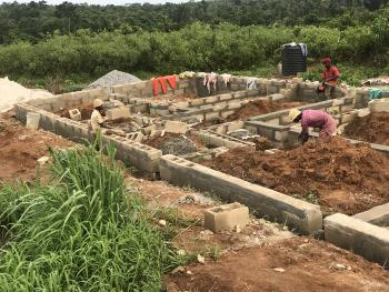 Full Plot of Land with 4 Room and Parlo Self Contain, Oloja Street, Ikorodu North Local Government Development Area, Isiu, Agric, Ikorodu, Lagos, Industrial Land for Sale