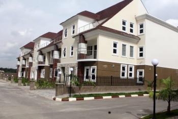 Colourful 4 Bedroom Terraced Duplex, Jabi, Abuja, Terraced Duplex for Sale