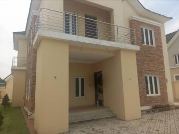 Exquisite 4-bedroom Fully Detached Duplex with Bq, Suncity, Galadimawa, Abuja, Detached Duplex for Sale