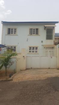 4 Bedrooms Semi Detached Duplex with Servant Quarters, Sunnyvale Estate, Area 1, Garki, Abuja, Semi-detached Duplex for Sale