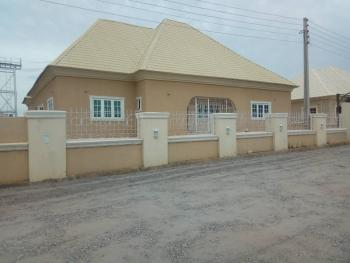 3 Bedroom Detached Bungalow with 2 Bqs, Piakasa, Lugbe District, Abuja, Detached Bungalow for Sale
