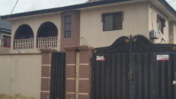 3 Bedroom Flat, 9, Olagunju Street, Agiliti Estate, Mile 12, Kosofe, Lagos, Flat for Rent