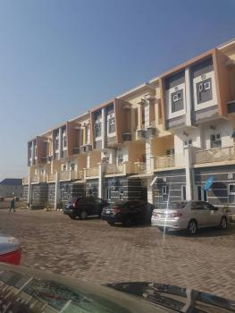 Newly Built 4 Bedrooms Terrace Duplex, After Firs, Katampe Extension, Katampe, Abuja, Terraced Duplex for Sale
