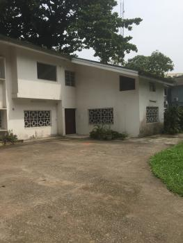 Detached Old Colonial House with 4 Rooms Bq, Cameron Street, Old Ikoyi, Ikoyi, Lagos, Detached Duplex for Rent