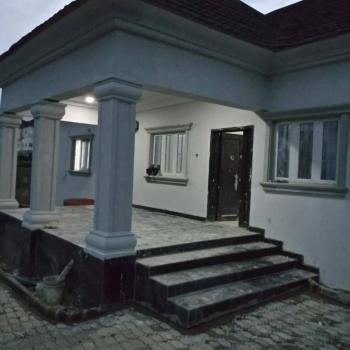 Brand New 4 Bedroom Bungalow with Two Room Self Con Bq, Gwarinpa Estate, Gwarinpa, Abuja, Detached Bungalow for Sale