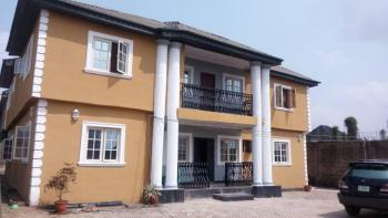 7 Bedroom Fully Detached Duplex with All Rooms En Suit, Modern Finishing on a Plot of Land with C of O in an Estate., Diamond Estate, Command, Ipaja, Lagos, Detached Duplex for Sale