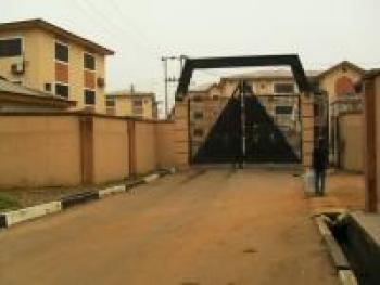 Vacant & Tiled 3 Bedroom Flat, New Dairy Farm Est, By Agege Stadium, Agege, Lagos, Flat for Rent