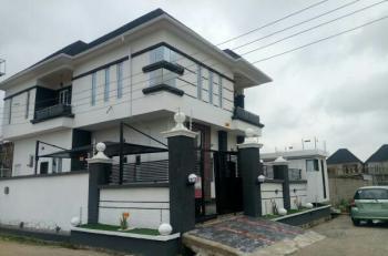 Brand New 4 Bedroom Detached Duplex with Bq, Divine Home Estate, Thomas Estate, Ajah, Lagos, Detached Duplex for Sale
