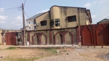5 Bedroom Duplex + 2 Units of 3 Bedroom Flats, Canal Estate, Okota, Isolo, Lagos, Detached Duplex for Sale