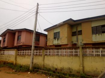 Building of Eight Unit of Three Bedroom on Two Plot, Idimu, Lagos, Block of Flats for Sale