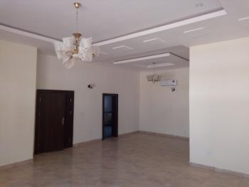 Serviced 3 Bedroom Flat with 1 Room Servant Quarter, Generator and Air Conditioner., Katampe, Abuja, Flat for Rent