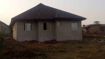a Building with 2 Bedroom En Suit and a Mini Flat Apartments on a Plot of Land, Ifo, Ogun, Terraced Bungalow for Sale
