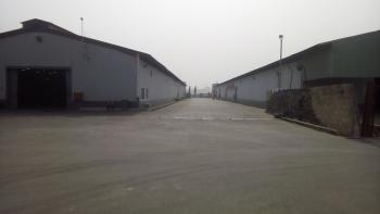 Warehouse Capacity of 75,000 Sqmt Office 20,000 Sqft on 3.5 Acre, Oregun, Ikeja, Lagos, Warehouse for Sale