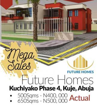 Future Homes, Kuchiyako Phase 4, Kuje, Abuja, Mixed-use Land for Sale