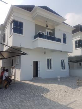 Lovely Brand New 5 Bedroom Detached Duplex with Bq, Chevron, Lekki, Lagos, Detached Duplex for Sale