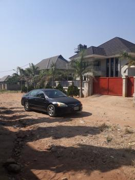 Fully Fenced & Strategically Placed Residential Build & Live Low Density Landuse, Adjacent Next Cash N Carry Mall, Off Ahmadu Bello Way, Jahi, Abuja, Residential Land for Sale
