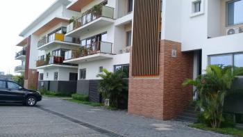 Luxury Brand New 3 Bedroom Terrace Duplex, Phase 2, Osborne, Ikoyi, Lagos, Terraced Duplex for Rent