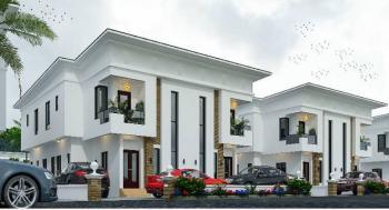 Off Plan 4 Bedroom Semi Detached Duplex with Bq, Osapa, Lekki, Lagos, Semi-detached Duplex for Sale