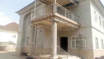 Brand New 5 Bedroom Duplex with Bq, Sunshine Estate, Gwarinpa Estate, Gwarinpa, Abuja, Detached Duplex for Rent