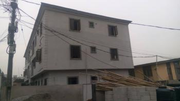 Hot Cake, Newly Built 6 Units of 3 Bedroom Flats with (bq), Community Road, Allen, Ikeja, Lagos, Flat for Rent