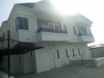 Newly Built Luxury 4 Bedroom Semi Detached Duplex and 1 Bq in a Gated Mini Estate, Chevron Drive, Lekki Phase 2, Lekki, Lagos, Semi-detached Duplex for Rent
