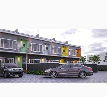 4-bedroom Terrace Duplex  with C of O, Attached with a Bq, Abijo, Lekki, Lagos, Terraced Duplex for Sale