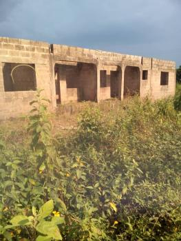 Uncompleted Bungalow, Agbofieti Area, Gbekuba, Apata, Ibadan, Oyo, Detached Bungalow for Sale