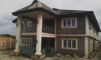 Twin Duplex, Akeja (behind Navy Music School), Ado-odo/ota, Ogun, Detached Duplex for Sale