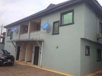 a Clean 8 Units of 3 Bedroom Flats En Suite with Visitors Toilets, Fitted Wardrobes, Fitted Kitchen, Lawrence Daniel Close, Ajao Estate, Isolo, Lagos, Flat for Rent