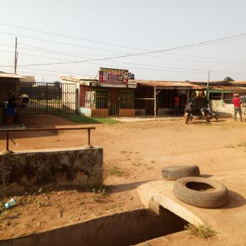 Commercial Property, Close to Lambe Junction, Olambe, Ifo, Ogun, Terraced Bungalow for Sale