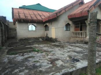 Luxury 4 Bedroom Bungalow on One and Half Plot of Land in a Nice Neighborhood, Off Ashipa Road, Amule Bus Stop, Ayobo, Ipaja, Lagos, Detached Bungalow for Sale