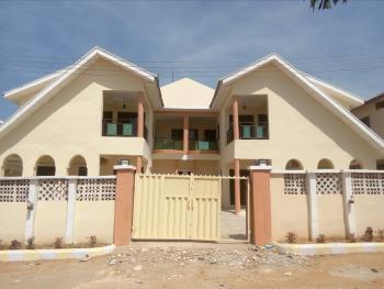 Newly Refurbished 4 Units of 4 Bedroom Twin Duplex, Ishaya Shekaru Str., Off Wole Soyinka 2nd Avenue, Gwarinpa Estate, Gwarinpa, Abuja, Semi-detached Duplex for Rent