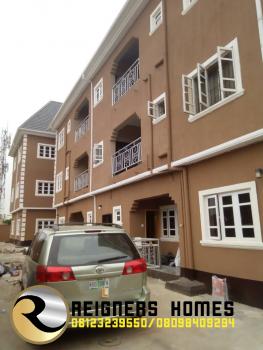 Newly Built 2 Bedroom Flat, Before Ikorodu Garage, Jumofak, Ikorodu, Lagos, Flat for Rent