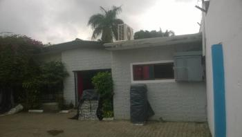 an Exquisitely Solidly Built 5 Bedroom Fully Detached Bungalow with 2 Rooms Bq with Gardens Interlocked Compound, Abba Johnson Crescent, Akora Estate, Adeniyi Jones, Ikeja, Lagos, Detached Duplex for Sale