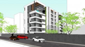 4 Bedroom Maisonette Penthouse, Turnbull Road, Parkview, Ikoyi, Lagos, Flat for Sale