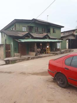 Block of Flats with 3 Shops, Harmony Estate, Ogba, Ikeja, Lagos, Block of Flats for Sale