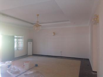 Serviced 3 Bedroom Flat with 1 Room Servant Quarter, Generator and Air Conditioner, 24hours Light, Off Aminu Kanu, Wuse 2, Abuja, Flat for Rent