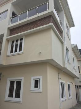 6 Bedroom Detached Duplex with a Bq, Herbert Orji Avenue, Osapa, Lekki, Lagos, Detached Duplex for Rent
