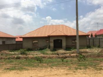 3 Bedroom Detached Bungalow, Orozo, Abuja, Detached Bungalow for Sale