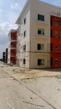Skeletal Ground Floor 2 Bedroom Flat, Alternative Route, Chevron Drive, Lekki, Lagos, Flat for Sale